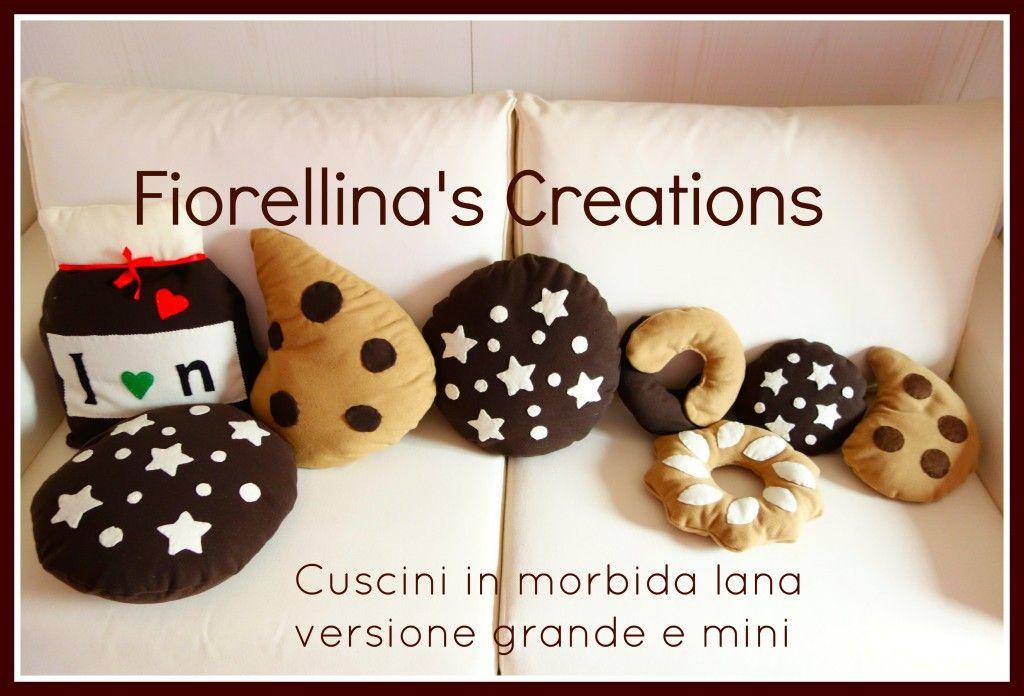 Cuscini Biscotti.Biscuits Cushions Cuscini Biscotti Cushions Design