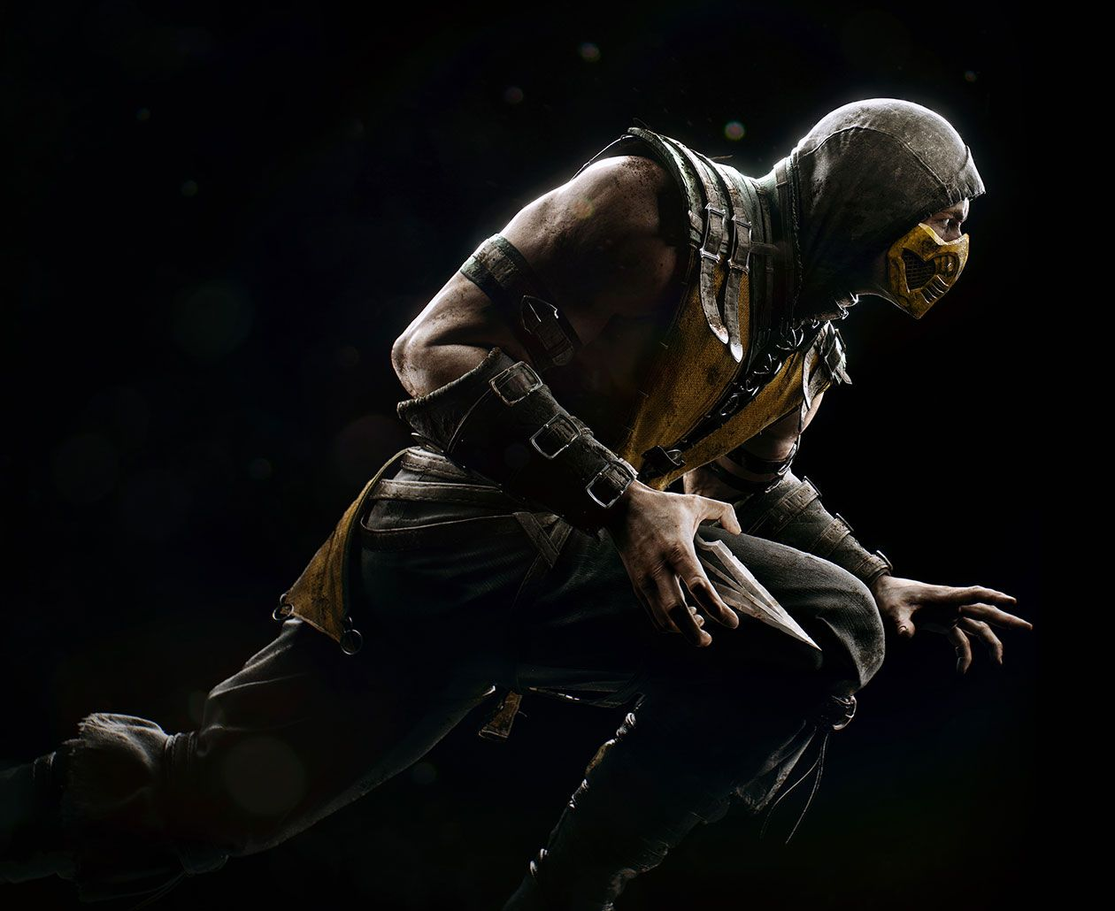 Scorpion Box Art Mortal kombat x scorpion, Mortal kombat