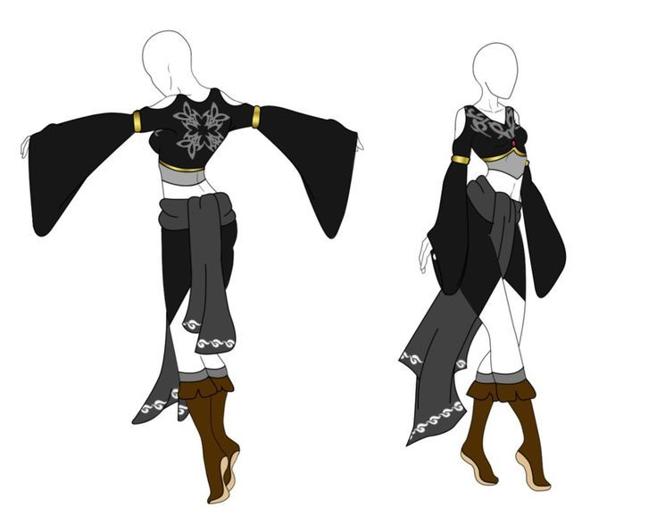 D D Traveler S Outfit