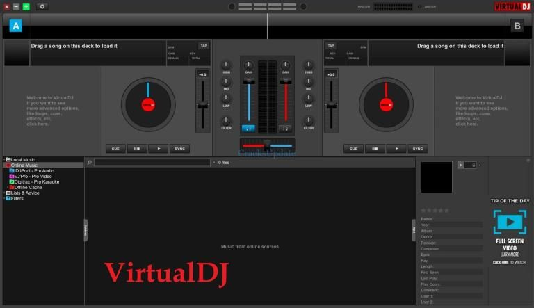 virtual dj 2018 free download mac