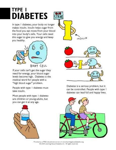 tratamiento de diabetes tipo 1 pdf a word