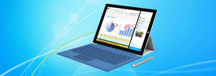 Microsoft Surface Pro 3: A Tablet That Can Replace Your Laptop | ShareMe