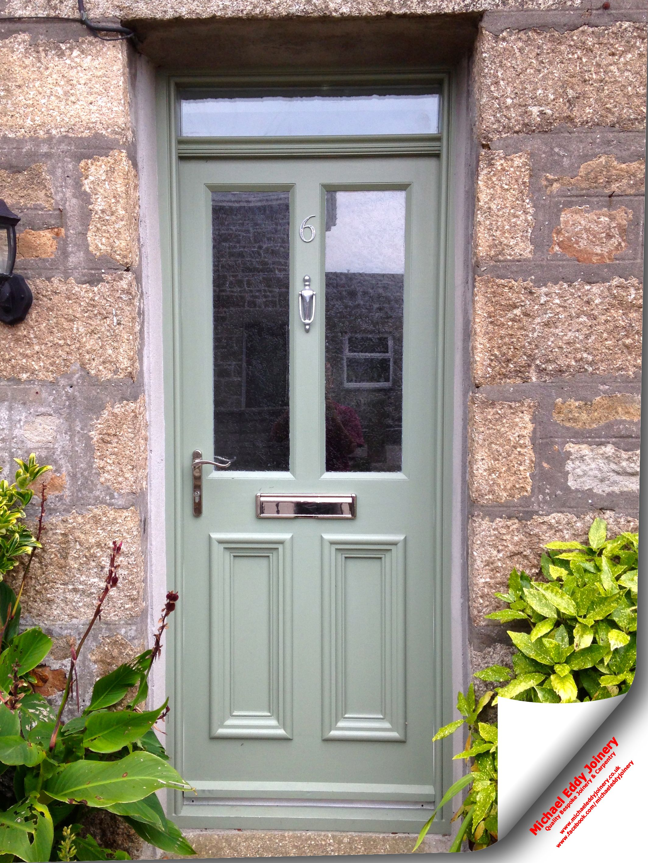 Idigbo victorian front door. supplied and fitted with multi point ...