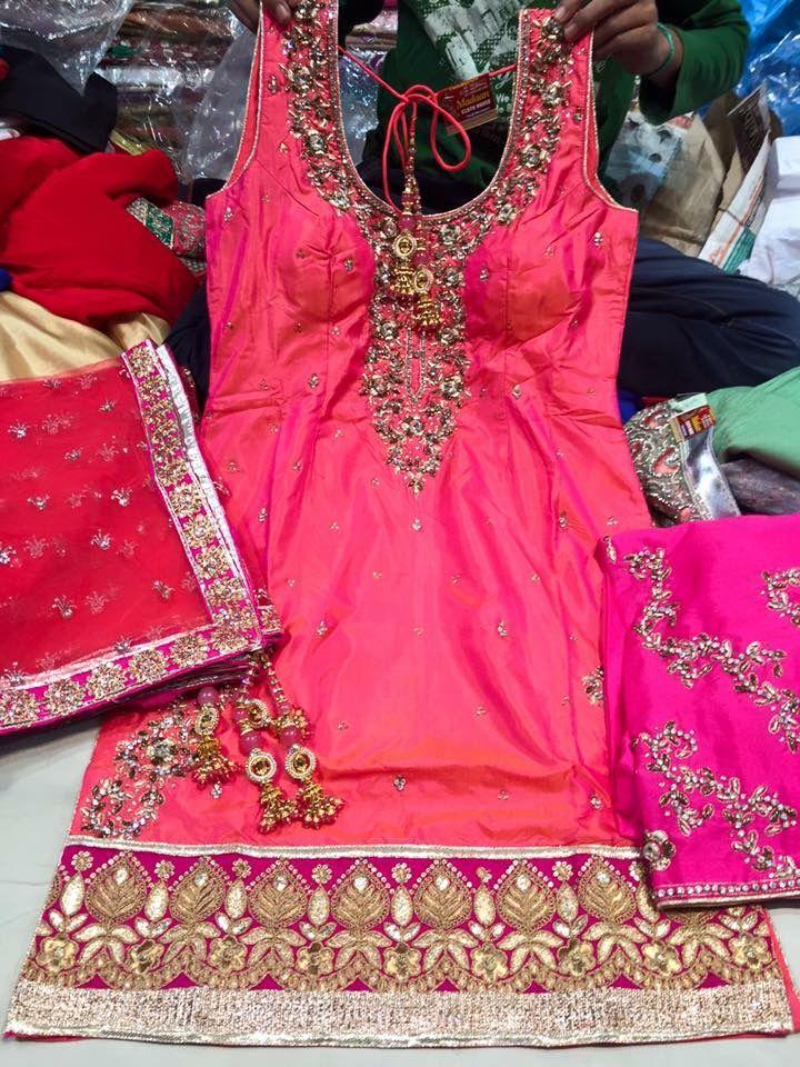 Pin de RavNeet Dhamï en Indian dresses | Pinterest