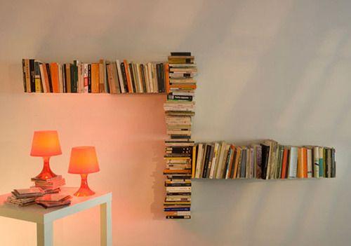 love my Umbra invisible bookshelf so much, but Mauro ...
