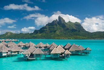 St Regis Bora Bora Hotels The St Regis Bora Bora Resort Hotel