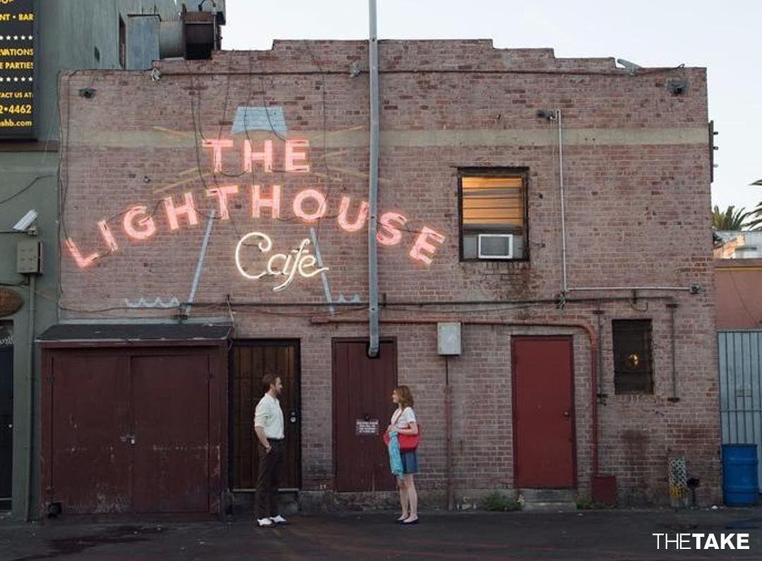 La La Land Lighthouse Cafe