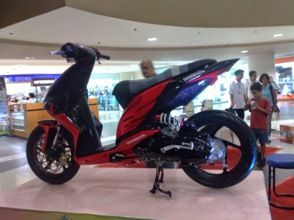 Gambar Modifikasi Motor Honda Beat Modifikasi Motor Terbaru