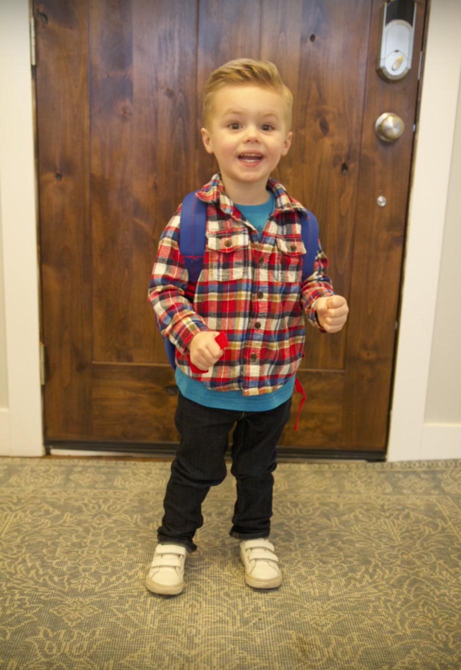 Jackson Starting Preschool Boys Haircuts Boy Hairstyles