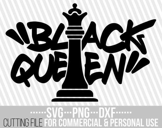 Black Queen Svg Chess Piece Svg African Black Woman Black Girl Magic Africa Africa Chees Svg File For Cricut Vector Instant Download In 2021 Black Girl Black Queen Black Girl Magic