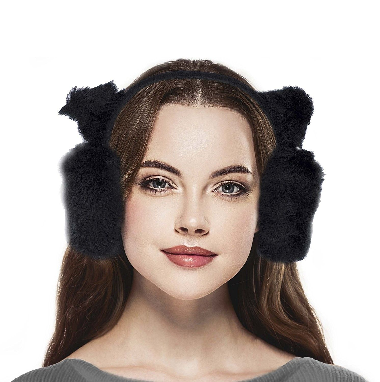 a1f0a474a0a Wool Felt Cloche Hat for Women Winter Hat Black Ladies 1920s Vintage ...
