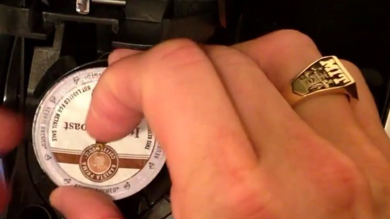 Keurig 2.0 Hack ANY KCup, Easy & Permanent Fix after The
