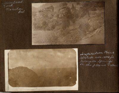 Photograph album #1 - page 6 - circa 1913