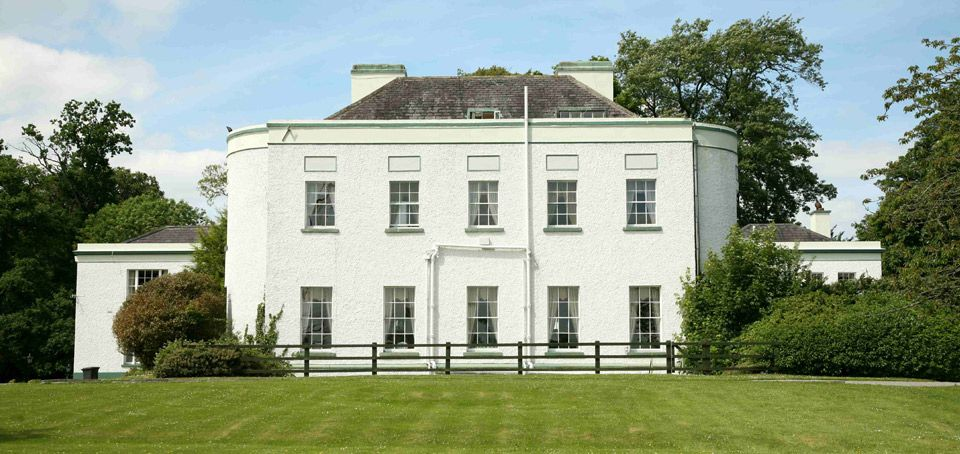 Leixlip Manor | All in one venues | Country house wedding ...