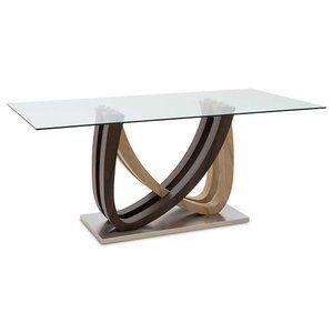 Ebern Designs Pirtle Dining Table   Wayfair.co.uk