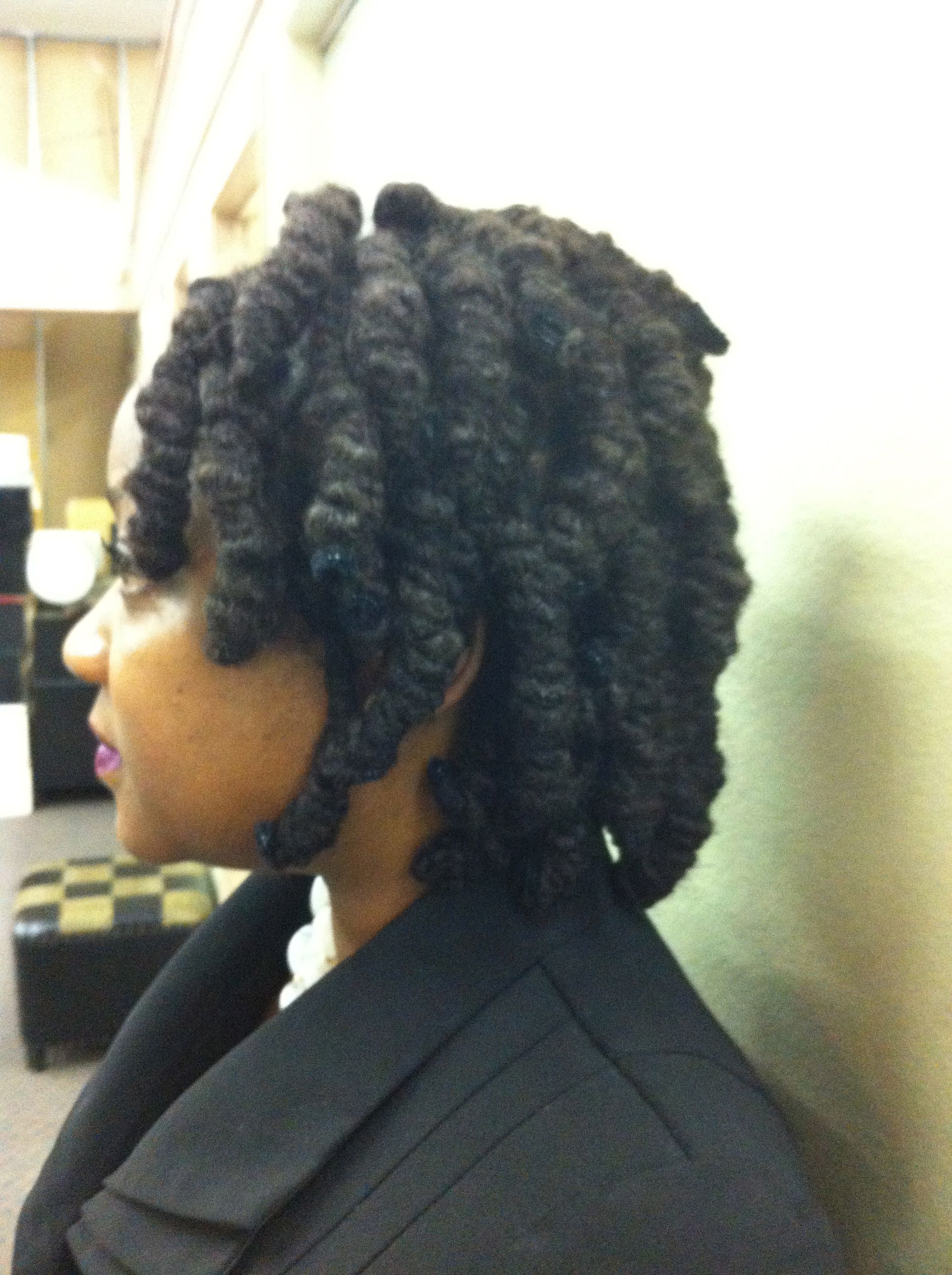 professional loc style natural