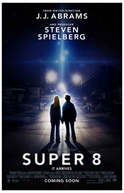 A Great Movie Poster From Super 8 A Contemporary Classic From Two