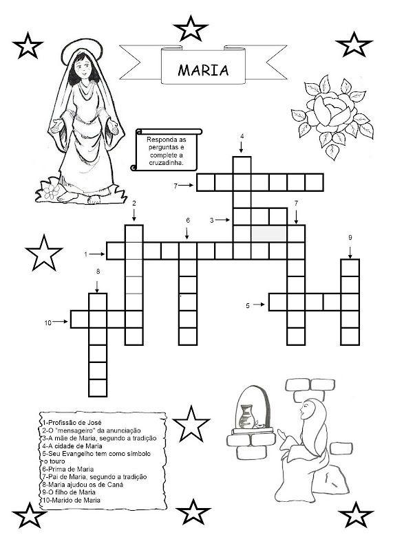 Resultado de imagem para catecismo mes mariano catequizando de 9 anos