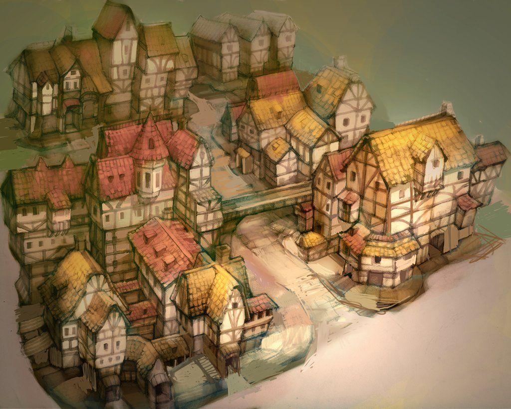 Bill By Yunhyunjung On Deviantart Environment Concept Art Art