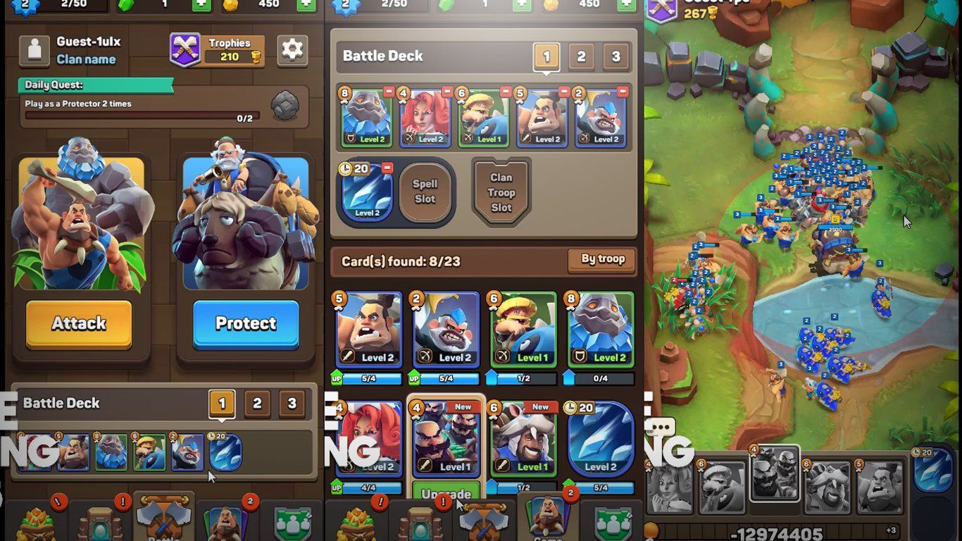 latest mod apk of clash royale