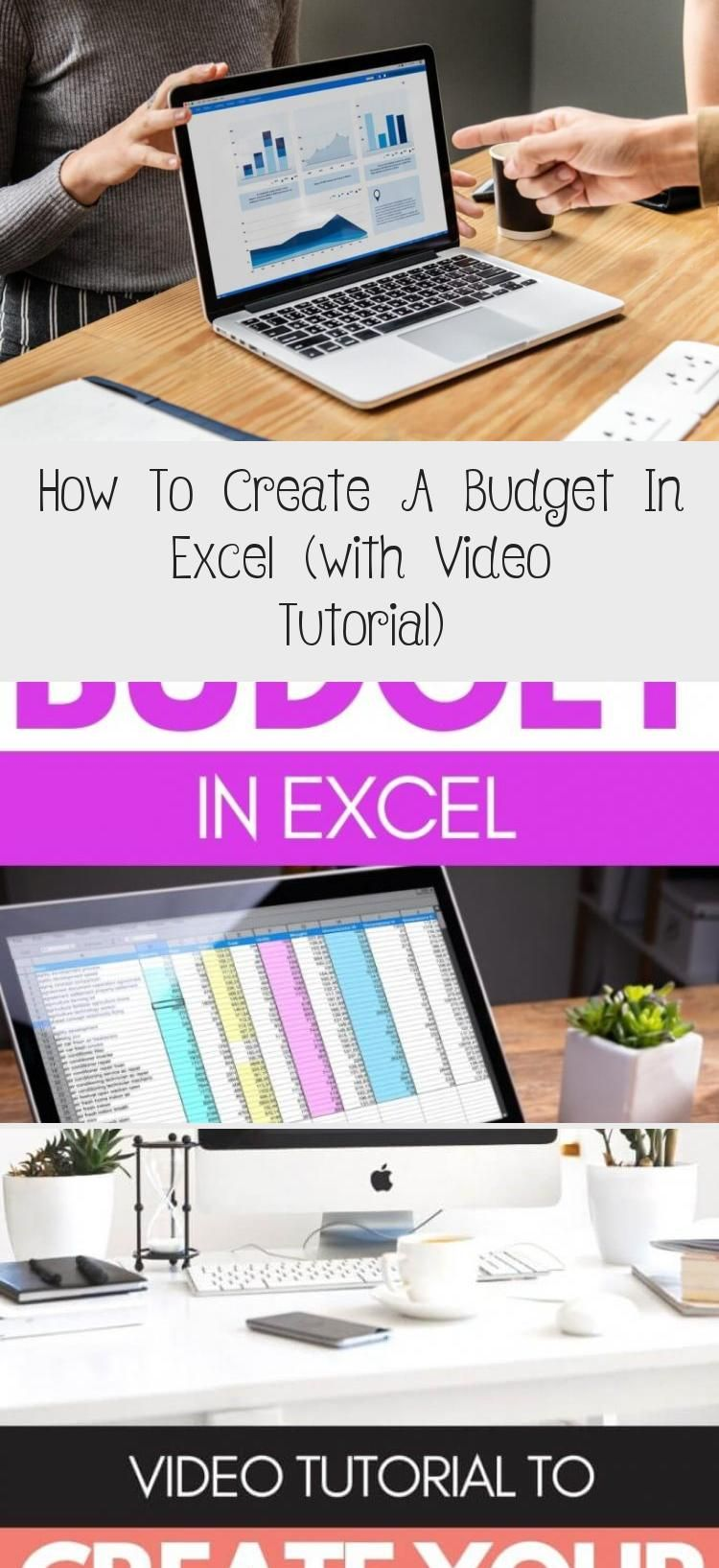 Want to create your own budget template in Excel? Check