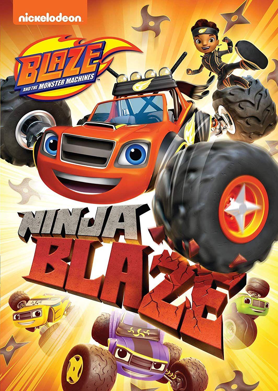 Blaze And The Monster Machines Ninja Blaze Giveaway Ends 9 9