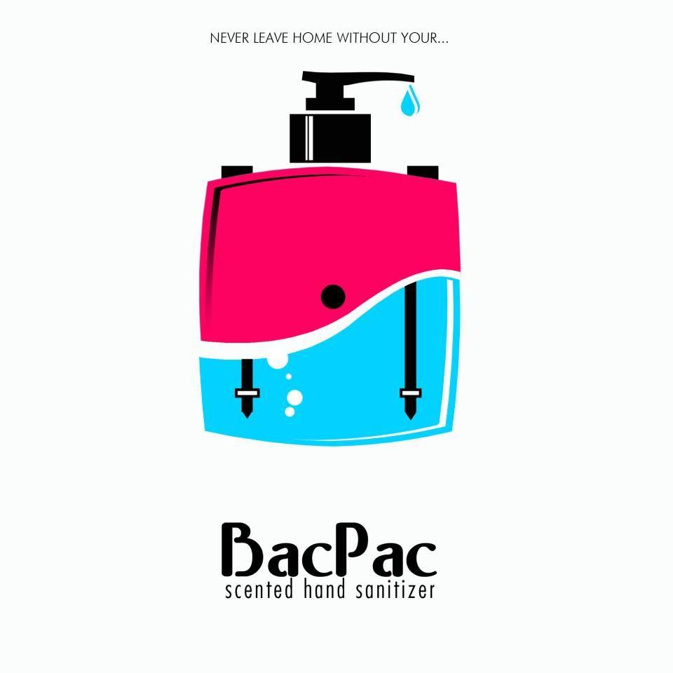 Hand Sanitizer Logo Concept Hand Sanitizer Scented Hand