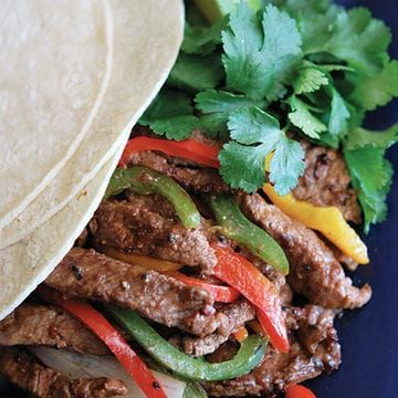 Beef Fajitas #beeffajitarecipe