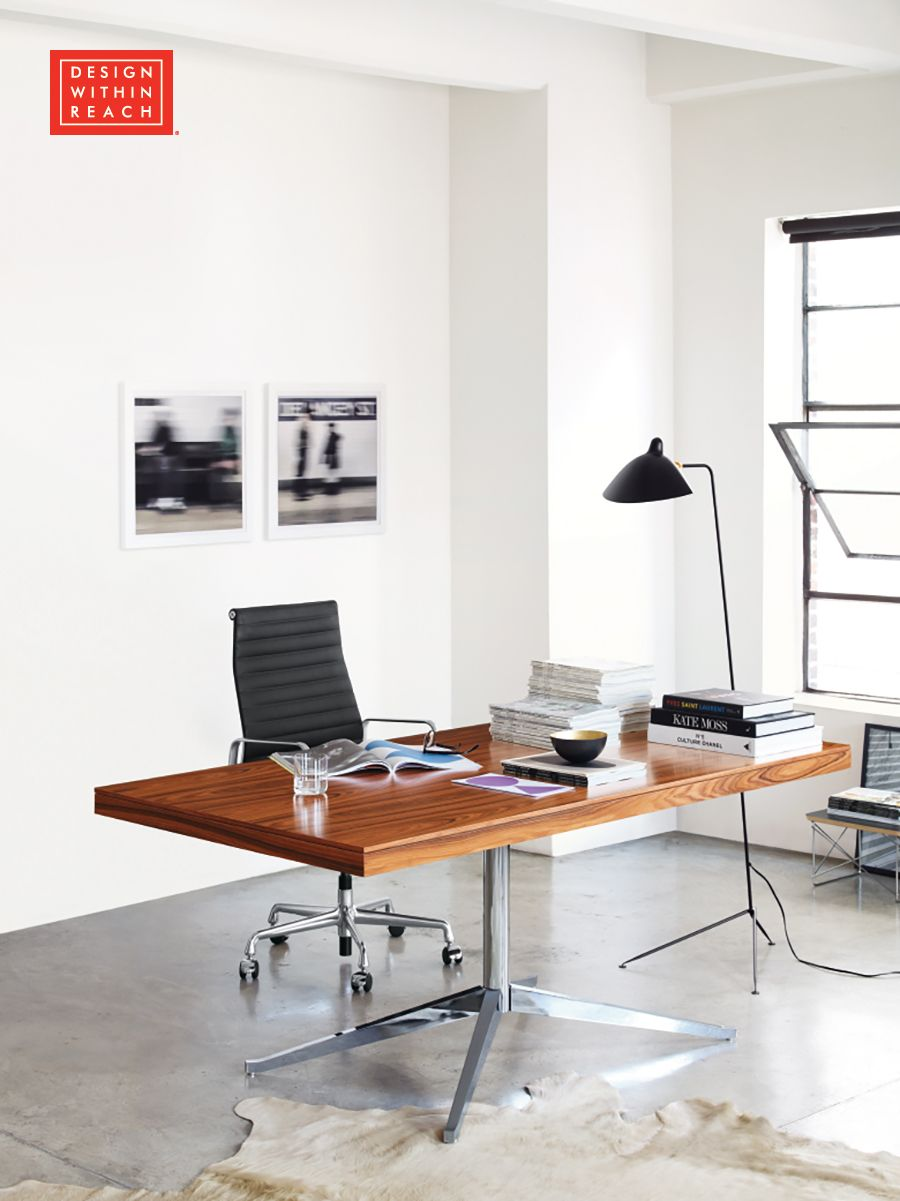 Florence Knoll Executive Desk Designed By For Design Within Reach