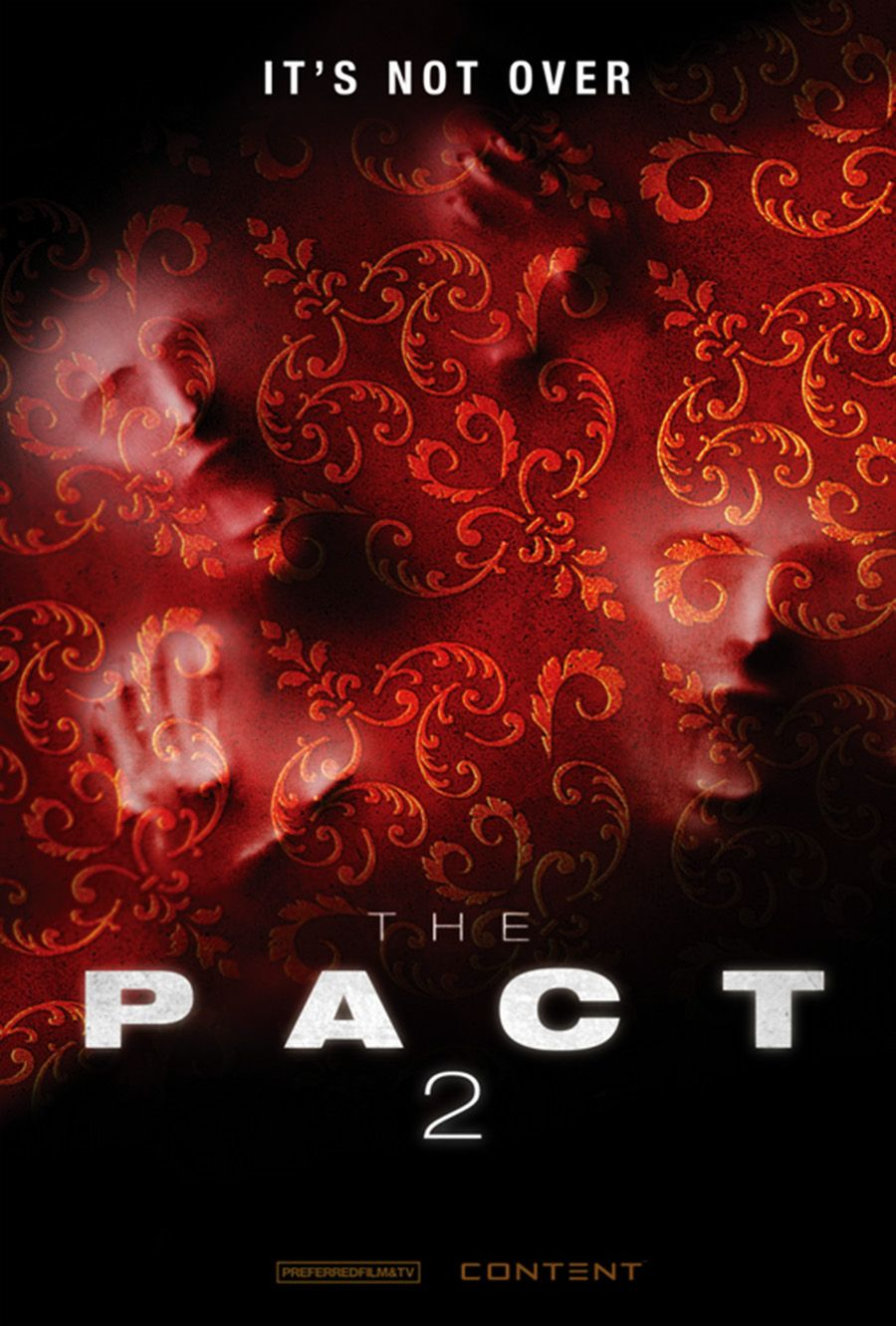 """Trailer for horror movie """"The Pact 2"""" Only a few"""