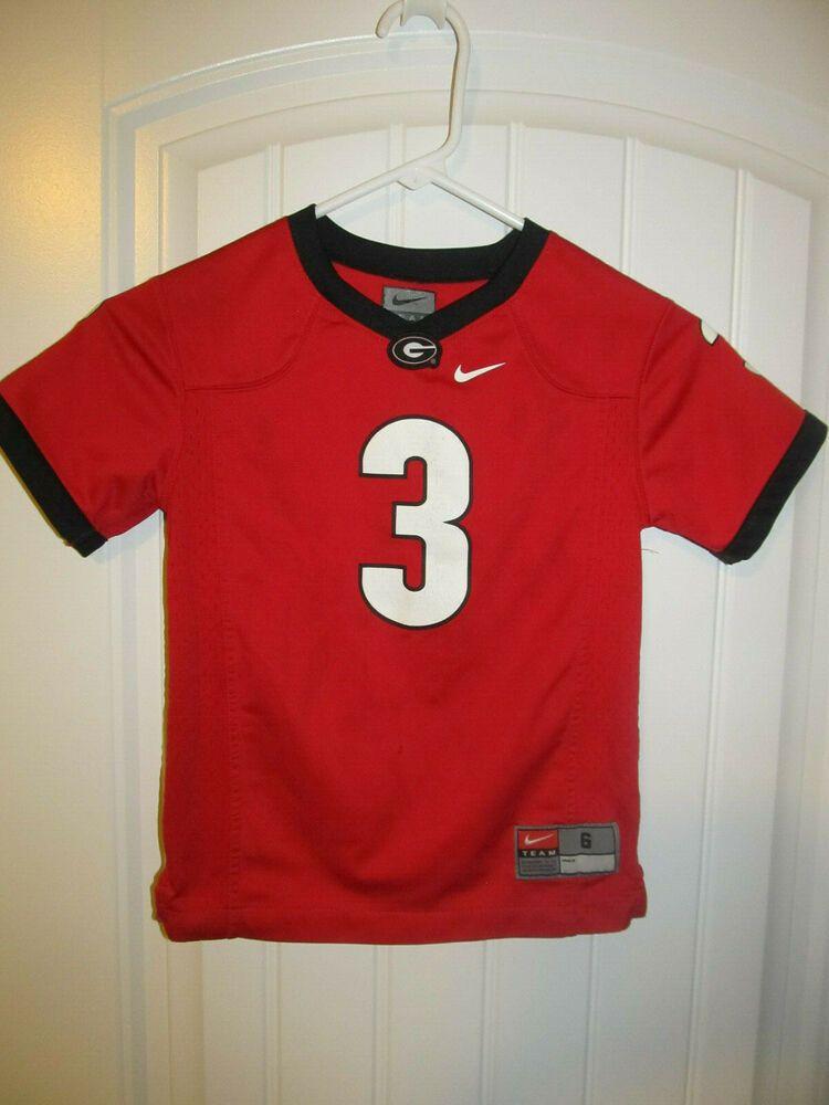 low priced f3d07 765b8 Todd Gurley II - Georgia Bulldogs jersey - Nike Toddler 6T ...