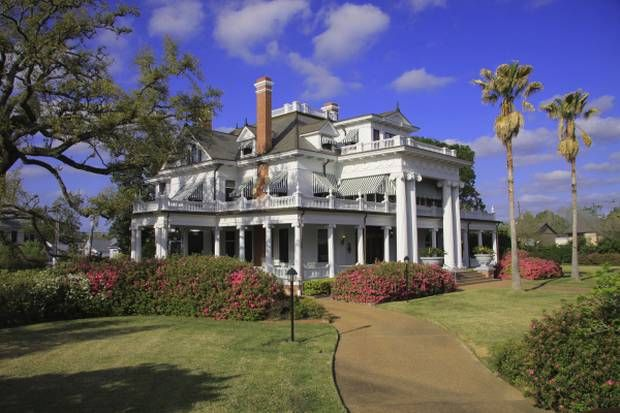 pictures of dallas mansions - Google Search