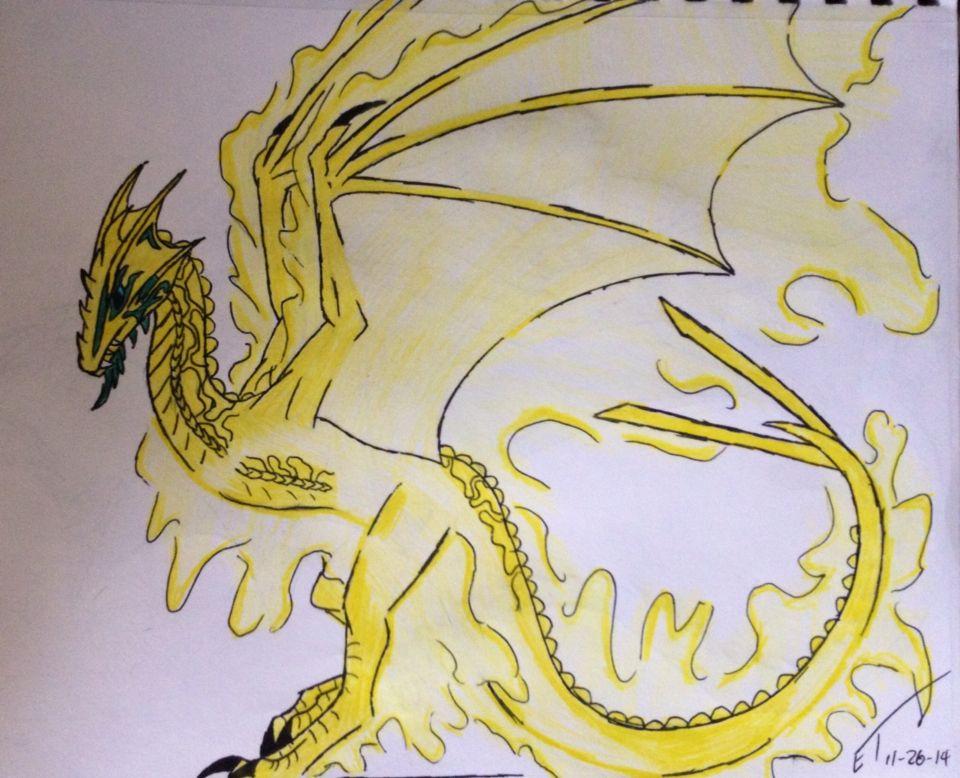Lego Ninjago Dragon Of Light My Drawings Pinterest