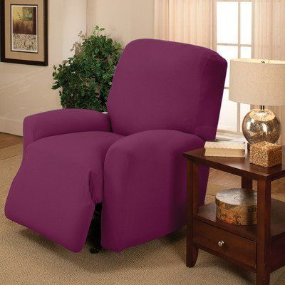 Stretch Jersey Large Recliner Slipcover Color: Purple by Madison Home, http://www.amazon.com/dp/B00BQQN5YU/ref=cm_sw_r_pi_dp_dAKosb11DH30R