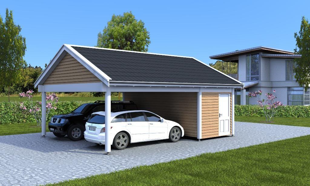 Carport Ideas for Single Car Home Decorating Tips