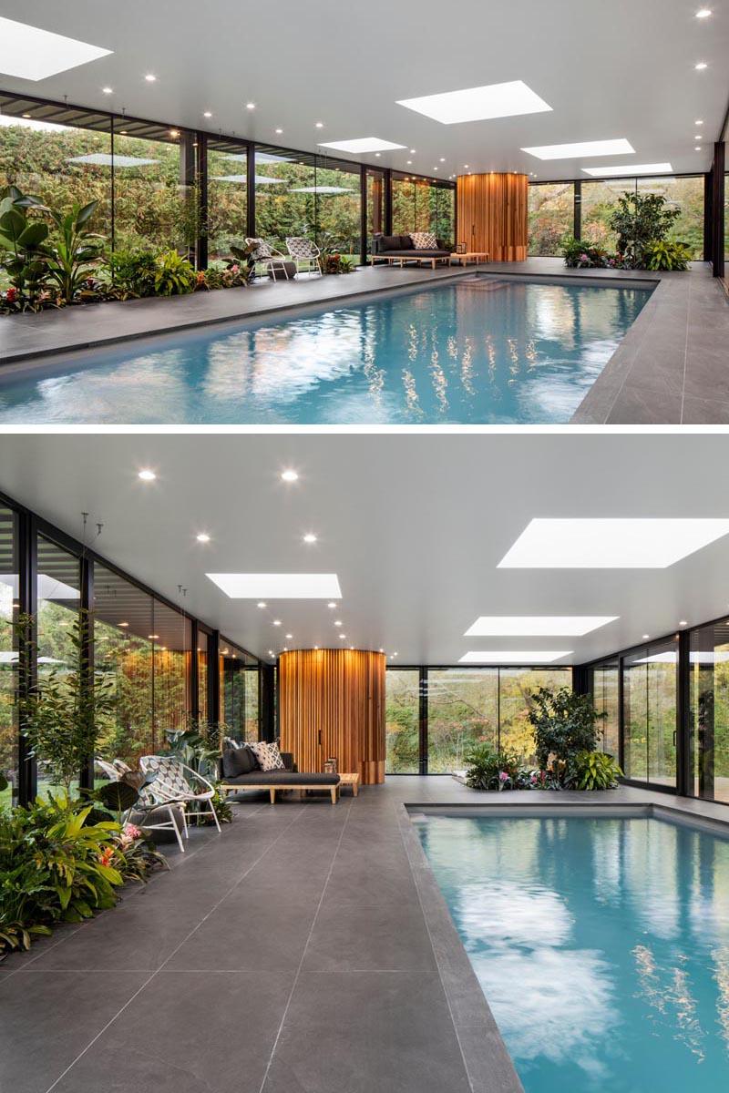 89 Indoor Swimming Pool Ideas In 2021 Indoor Swimming Pools Swimming Pools Indoor Swimming