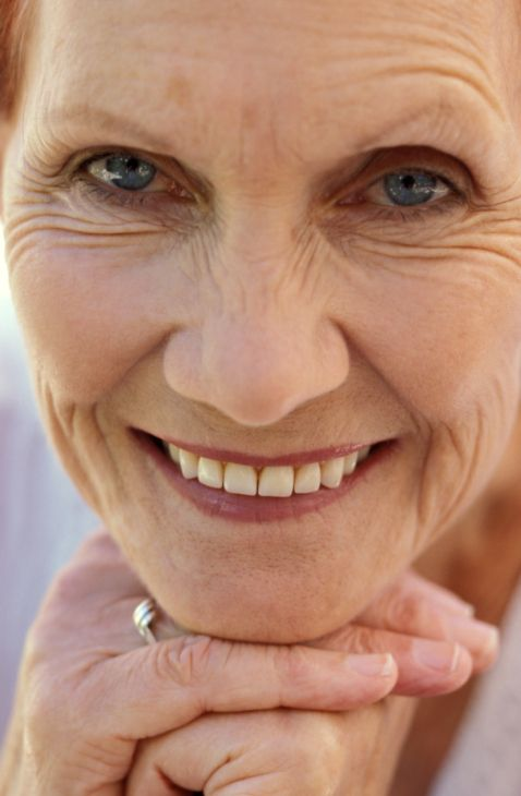 Of all the signs of aging women experience, facial