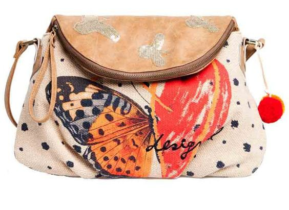 Torebka Desigual Soho Butterheart Desigual Purses Bags