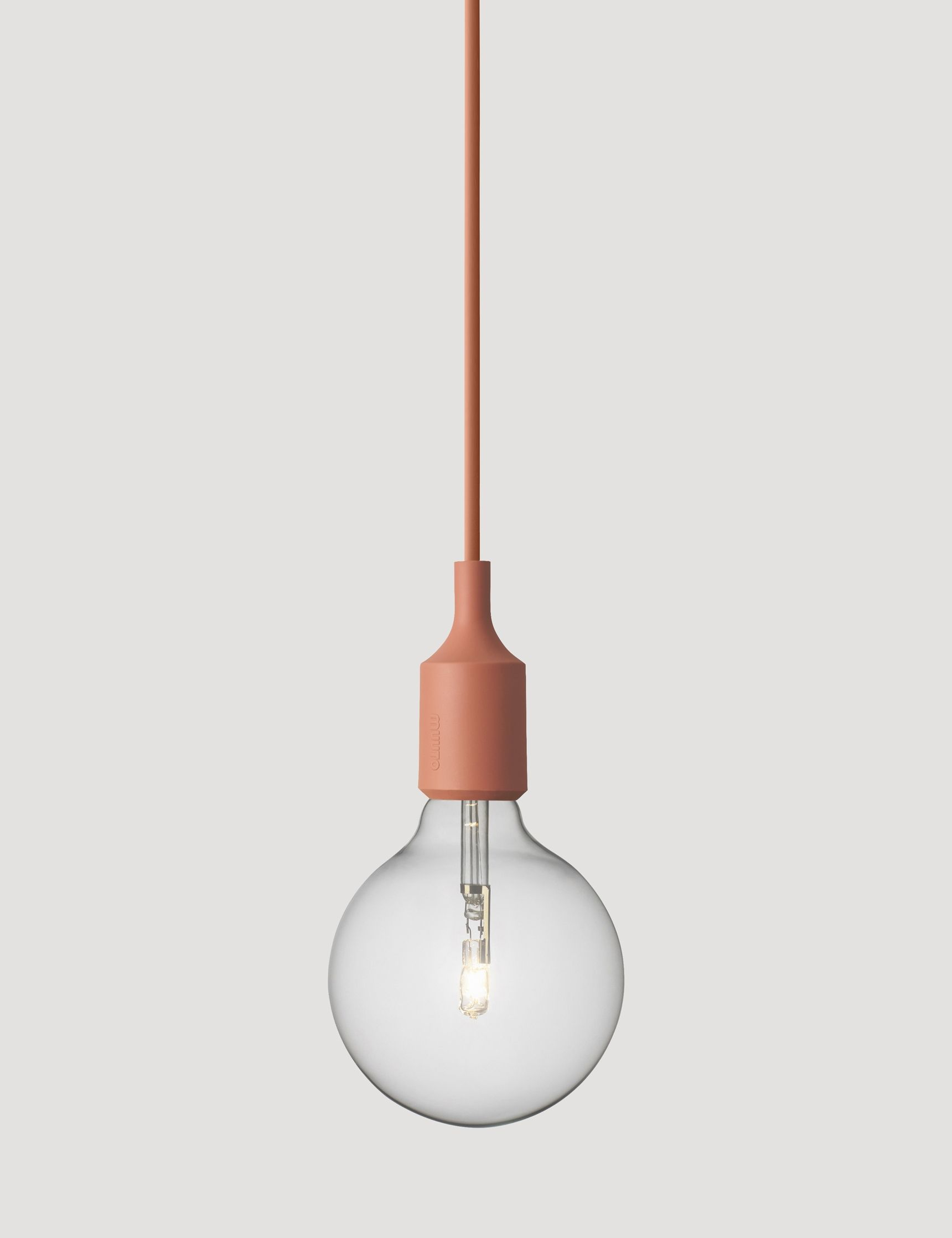 E27 has become a Muuto icon: A striking naked bulb that plays with ...