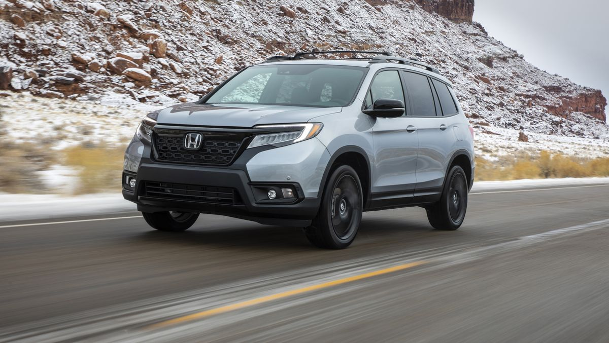 2021 Honda Passport Refreshments Are Happening In 2020 Honda Passport Honda Mid Size Suv
