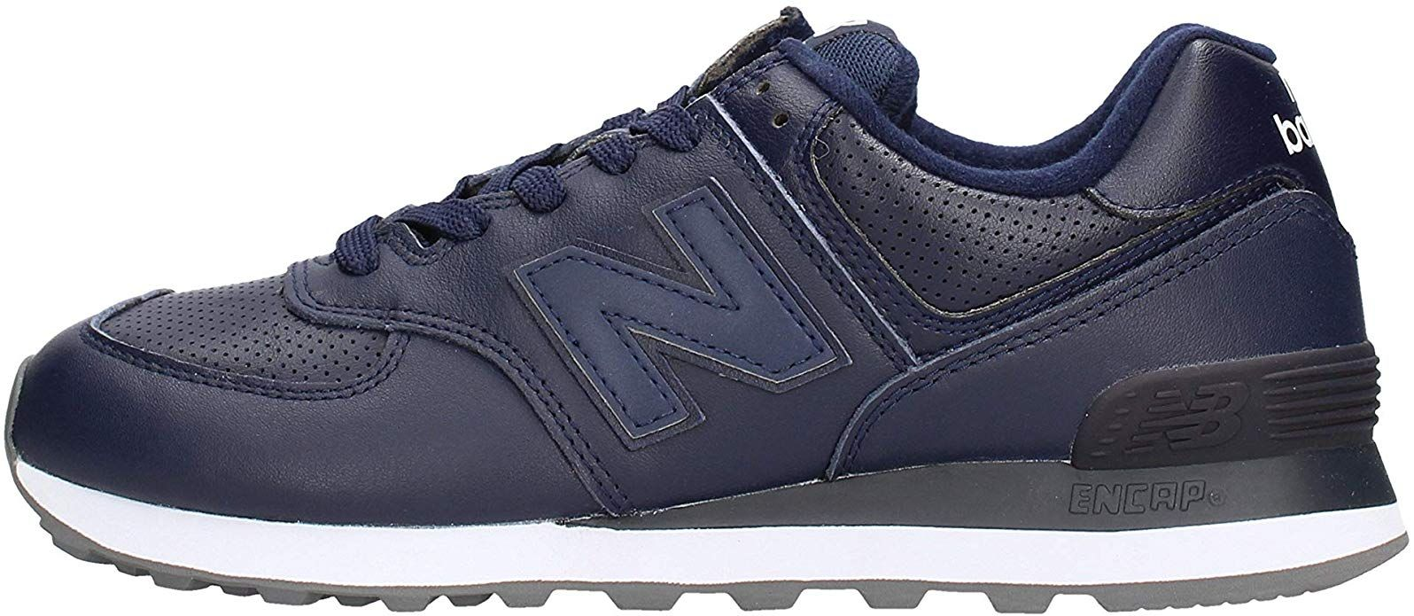 New Balance 574v2 Sneakers Herren Blau (Navy/White) (mit ...