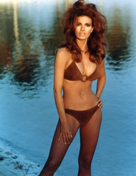 Raquel welch body topic Useful