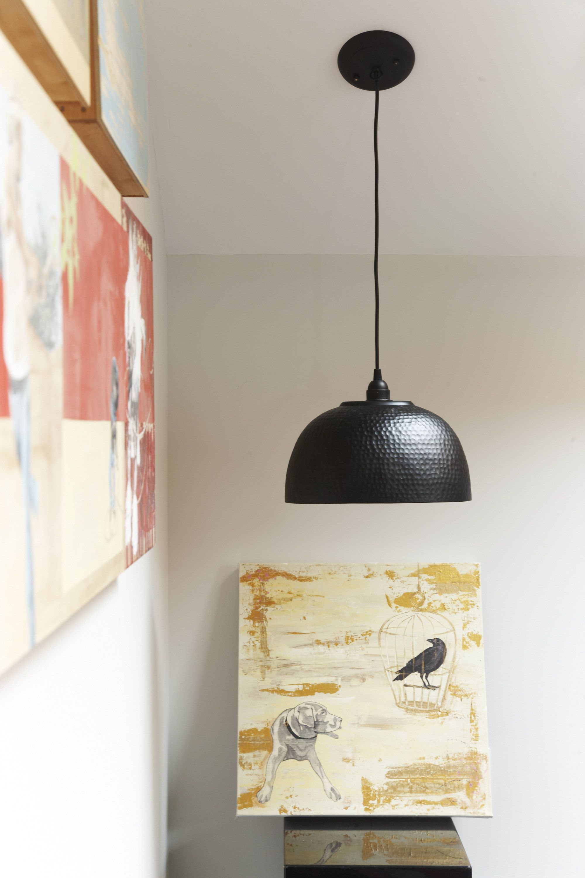 Diy Tom Dixon Inspired Lights From Ikea Bowls  The Marion