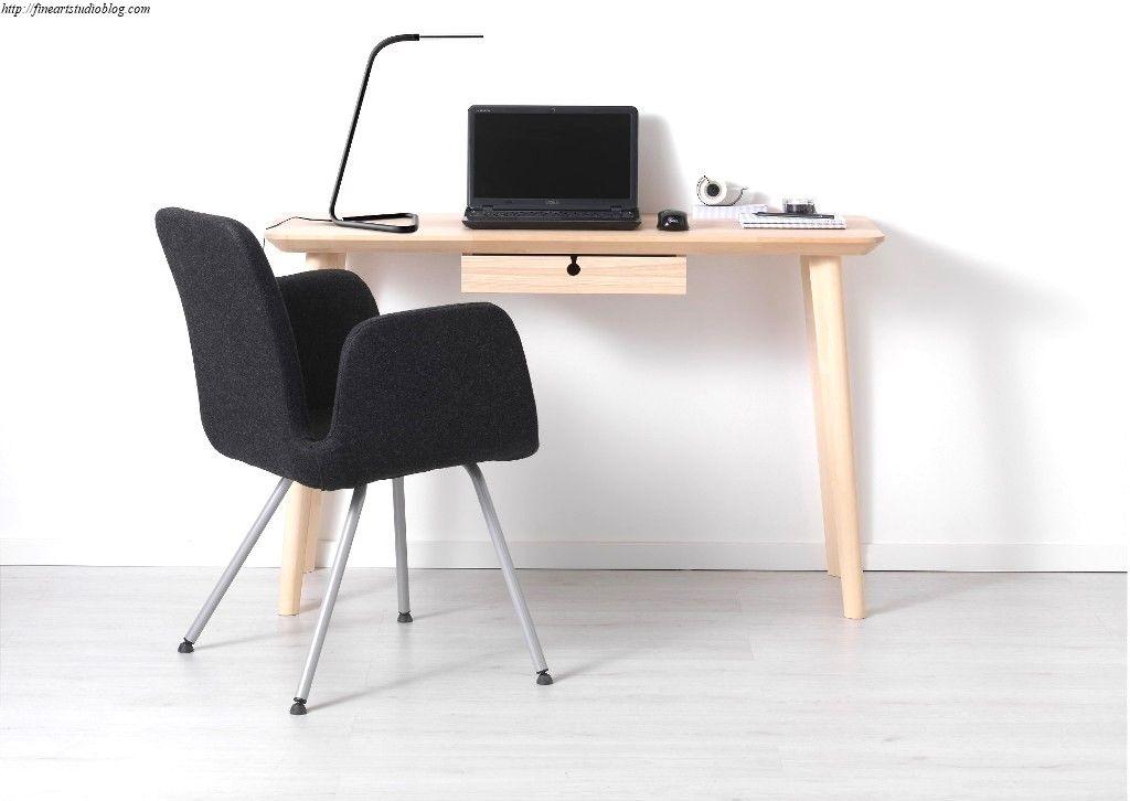 35 Awesome Small Desk Ikea Design Di 2020 Ide Ikea