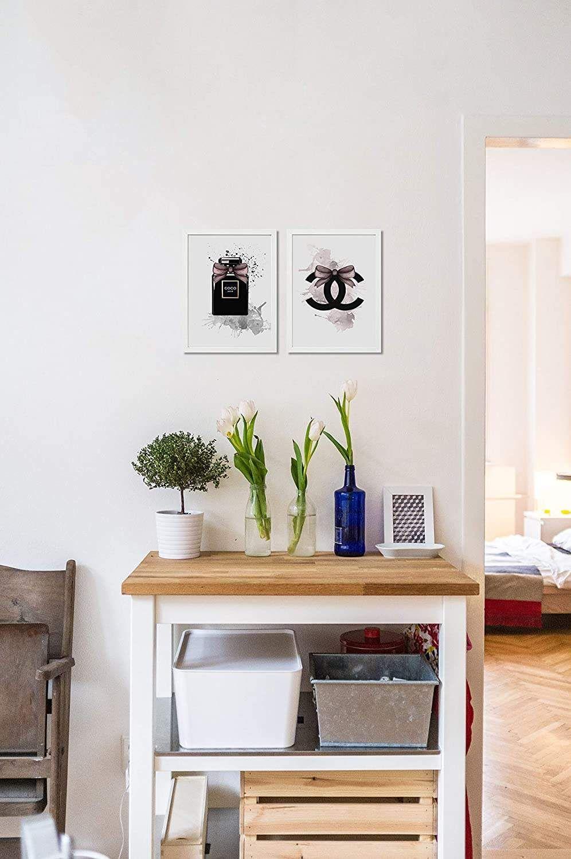 Moderne Wandbilder Wohnzimmer in 9  Watercolor decor, Home