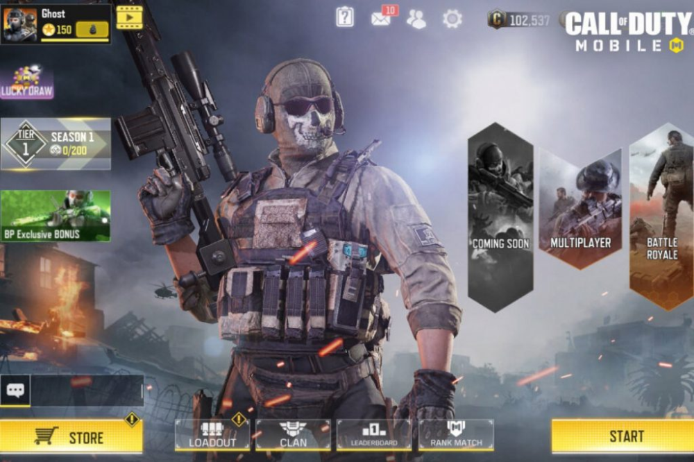Call Of Duty Mobile Is Now Available For Download Is The