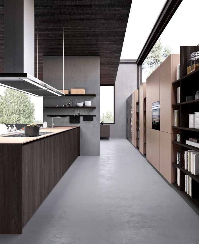 Comprex Kitchens Combine Sophisticated Aesthetics with Hi-Tech ...