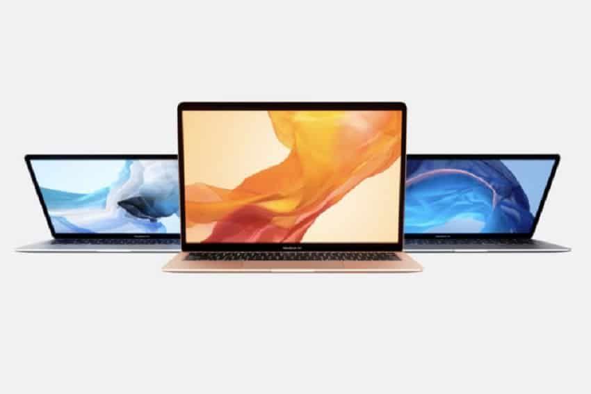 Apple Resmikan Macbook Air Terbaru 2018 Ini Spesifikasi Dan Harganya Macbook Air Macbook