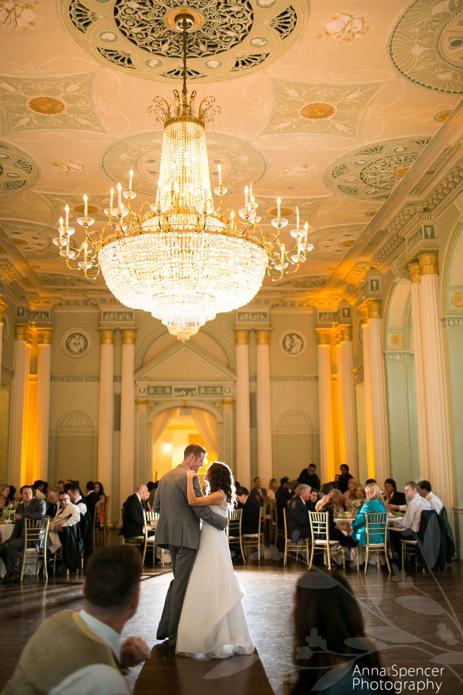 Atlanta Wedding Ceremony Reception Venue The Biltmore Georgian Ballroom