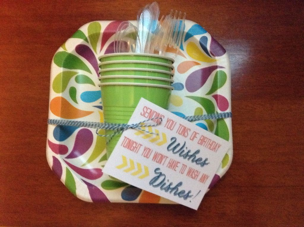Teacher Birthday Gift Includes A Card To One Of Her Favorite Restaurants Printable Available At Lilluna 2014